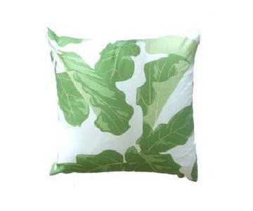 Fiddle Fig Leaf Pillow