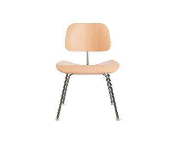 Eames Molded Plywood Dining Chair w/ Metal Base