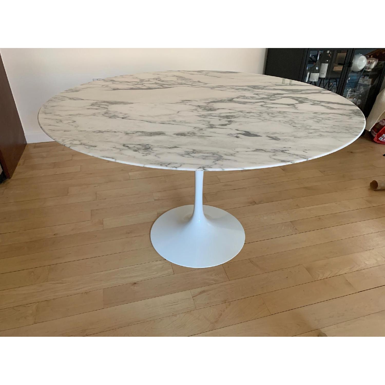 Knoll Saarinen Round Tulip Dining Table-0