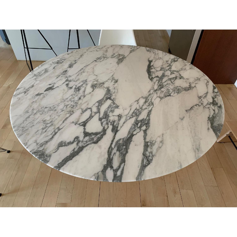 Knoll Saarinen Round Tulip Dining Table-1