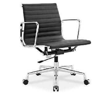 Eames Ribbed Management Office Chair Replica