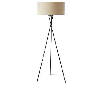 West Elm Mid-Century Tripod Floor Lamp