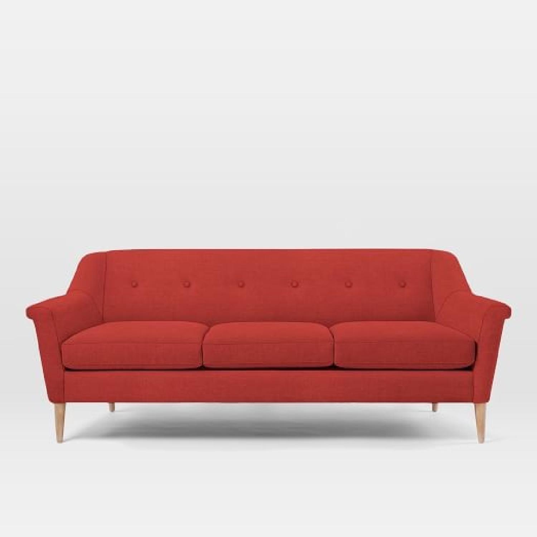 West Elm Finn Grand Sofa ...
