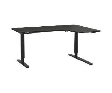 Ikea Bekant Right Corner Desk