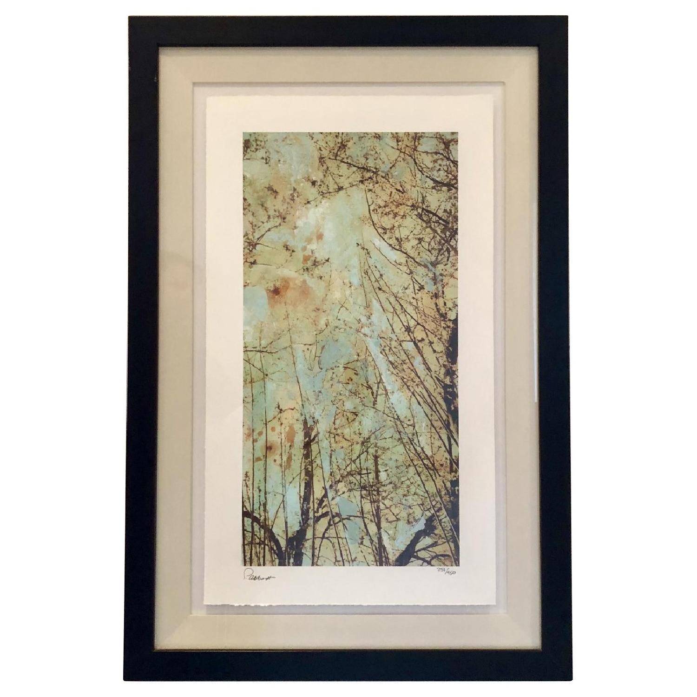 Modern Art Print: Abstracted Trees II