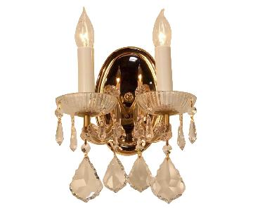 Classic Lighting Maria Theresa Sconce