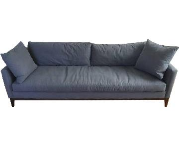 Bloomingdale's Grey Sofa