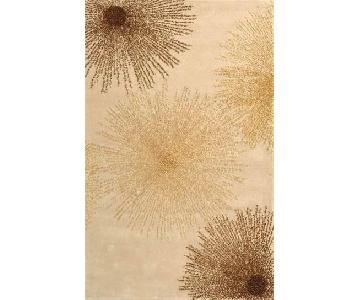 Safavieh Beige & Brown Area Rug