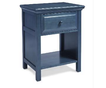 Mercury Row Valladares 1 Drawer Nightstand
