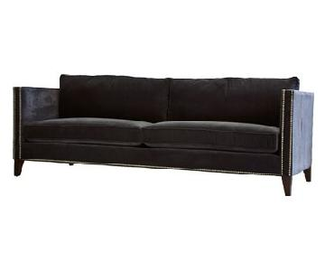 Mitchell Gold + Bob Williams Nailhead Trim Sofa