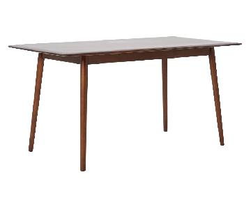 West Elm Lena Mid Century Dining Table
