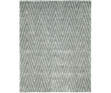 Safavieh Thom Filicia Griffith Park Blue/Stone Wool Rug