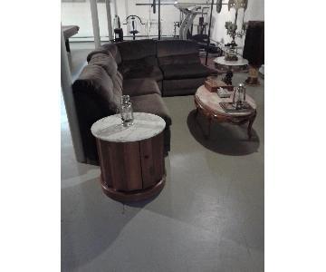 Hickory Chair Sleeper Sofa