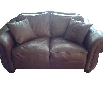 La-Z-Boy Leather Love Seat