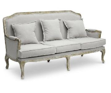 One Kings Lane Walt Classic French Sofa