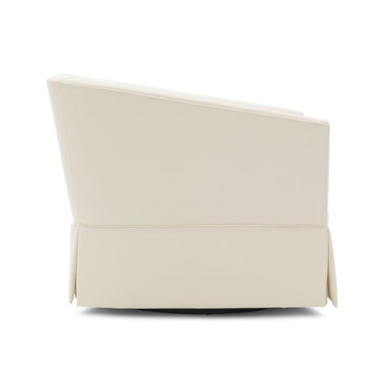 Mitchell Gold + Bob Williams Cooper Full Swivel Chair-0