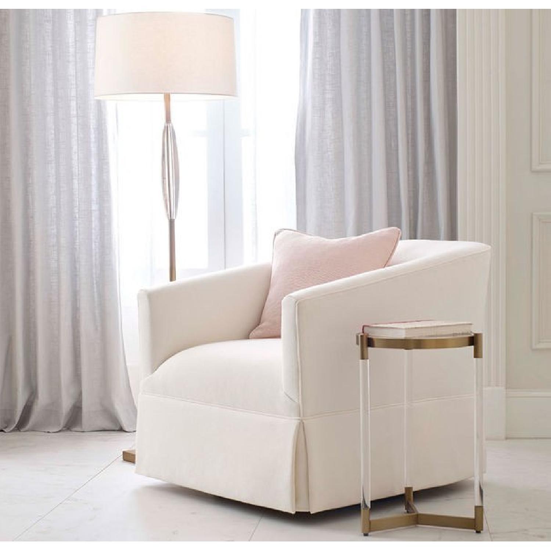 Mitchell Gold + Bob Williams Cooper Full Swivel Chair-2