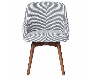 West Elm Mid Century Swivel Chair