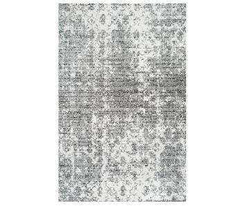 ZipCode Design Bloom Gray Area Rug