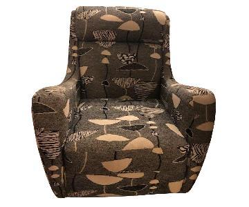 Custom Lounge Rocker/Swivel Chair