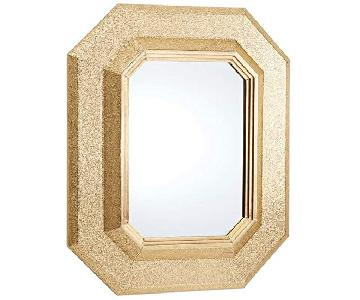 Dwell Studio Ascher Brass Mirror
