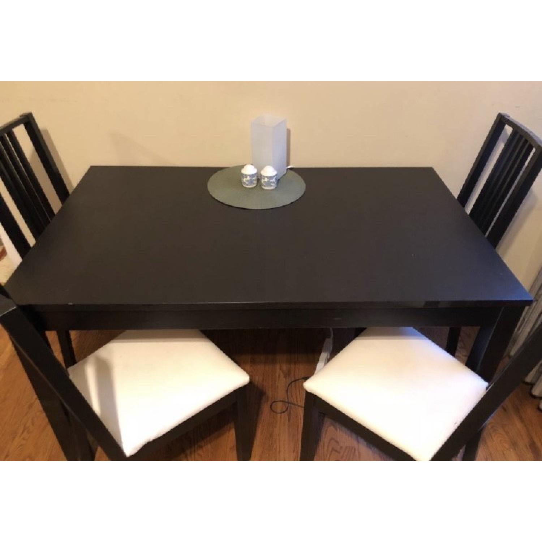 Ikea Bjursta Dining Table Aptdeco