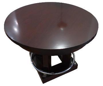 Ralph Lauren Round Dining Table