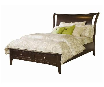 Aspen Home Kensington Queen Storage Bed