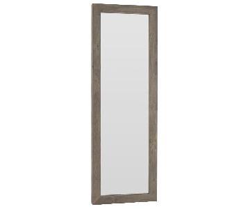 West Elm Parsons Standing Mirror