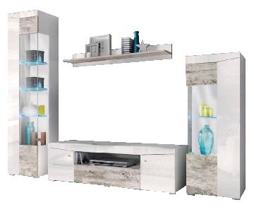 FD Line Furniture Emma Entertainment Wall Unit