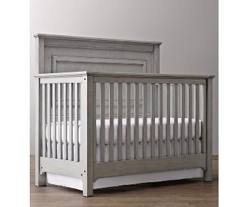 Restoration Hardware Baby & Child Marlowe Convertable Crib