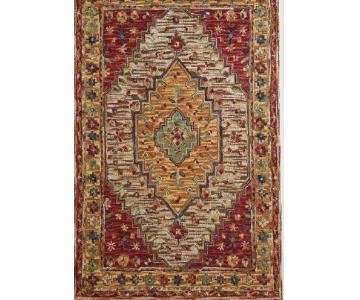 World Market Tufted Wool Rug