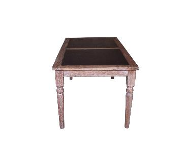 Cyrano Wooden Dining Table