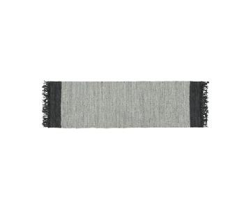 Cb2 Leather Dressage Runner Rug