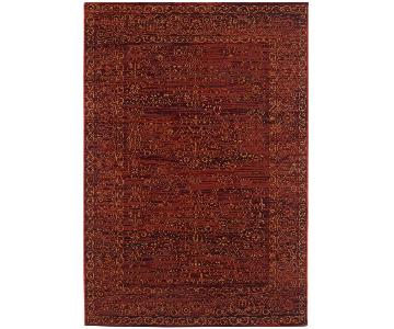 Safavieh Red Poly Rug