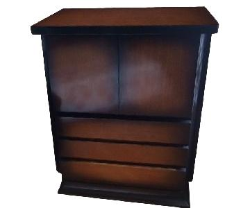 1950's Chinese Modern Chest