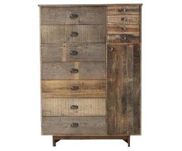 Anthropologie Large Tall Boy Dresser