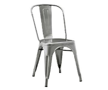Industrial Style Metal Chairs