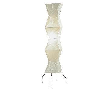 Noguchi Paper Floor Lamp