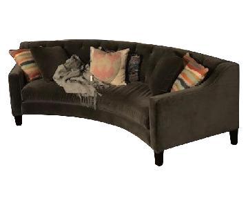 Z Gallerie Custom Circa Sofa