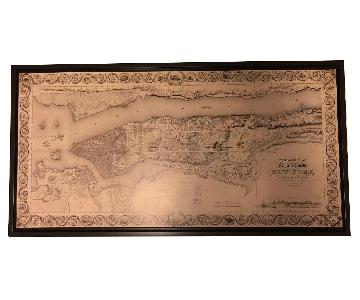 NYC Topographical Map