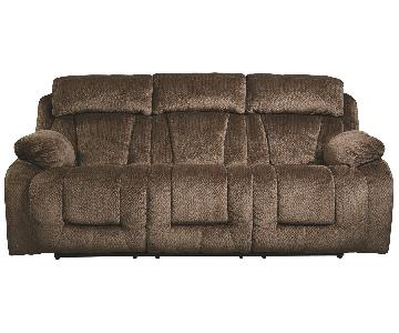 Ashley Stricklin Reclining Sofa + Recliner
