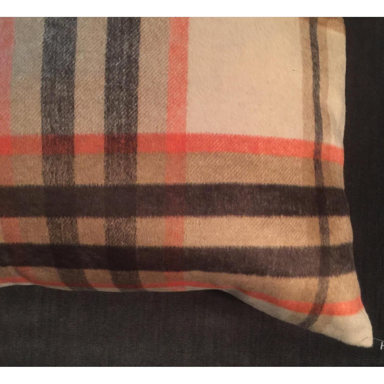 Burberry Inspired -Woodland Pillow - image-1