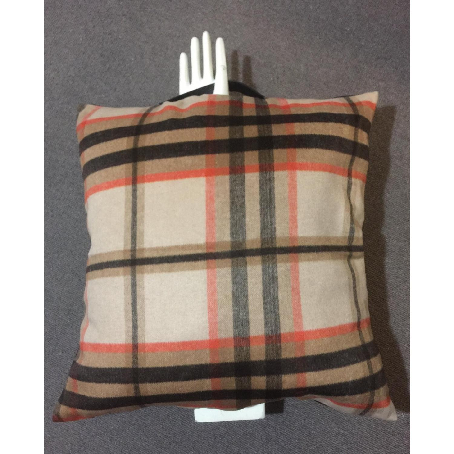 Burberry Inspired -Woodland Pillow - image-2