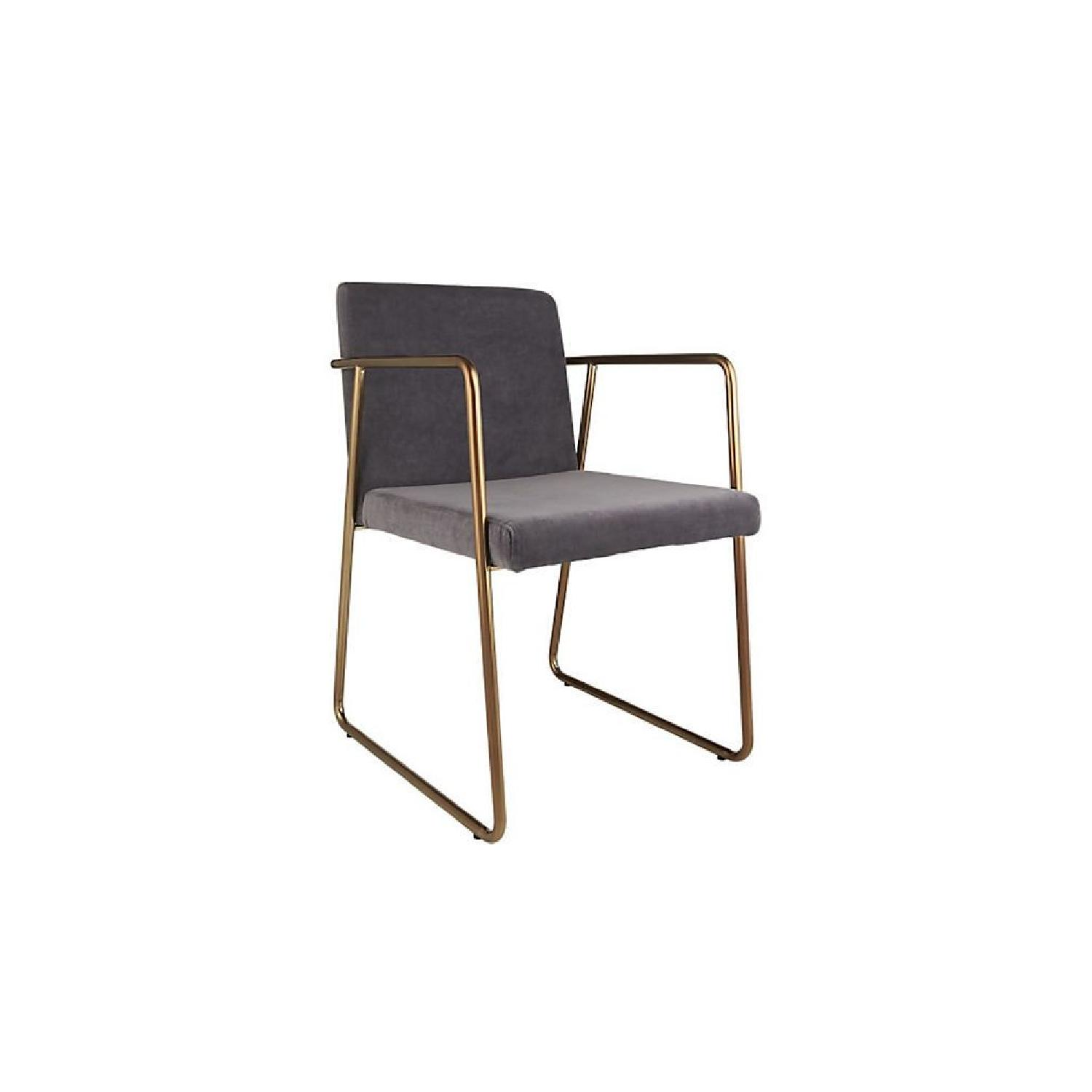 CB2 Rouka Chair