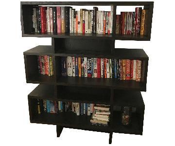 West Elm Bookcase.