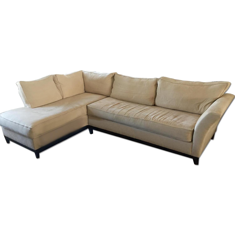 The Sofa Company Custom Sectional Sofa Aptdeco