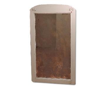 Rustic Antique Mirror