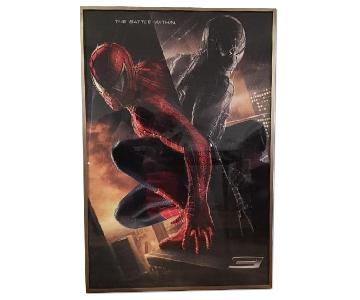 2007 Framed Movie Poster - Spider-Man 3 The Battle Within