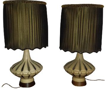 F.A.I.P Dual Table Lamps